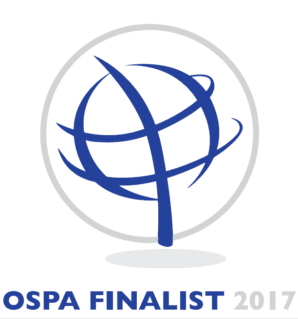 Finalist German OSPAs 2017
