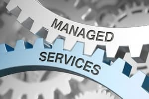 managed services ermittlungen