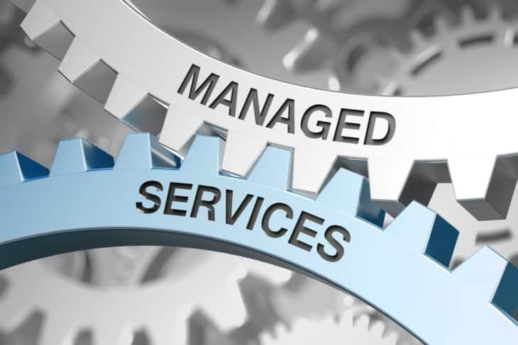 managed services ermittlungen