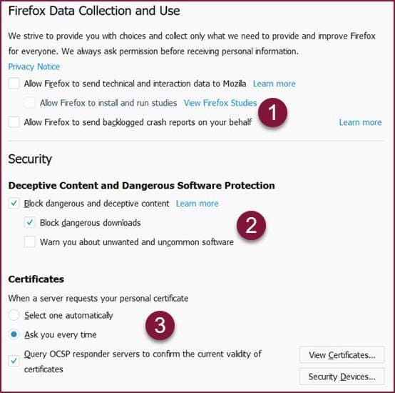 series iresearch (05): : mozilla firefox as investigation browser