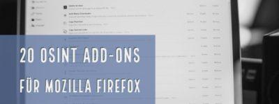 corma GmbH Firefox-Add-Ons