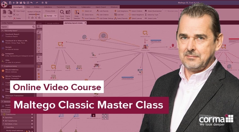 ultimate maltego master class bundle